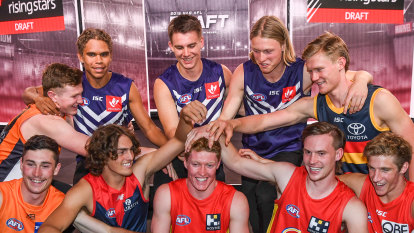 AFL draft podcast: Wrapping up this year's picks and big moves