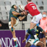 Boks kick their way to victory over Lions, set up series decider