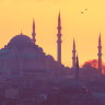 What cities say about the history of Islam