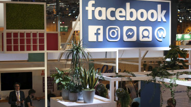 The government will ask the digital giants to develop voluntary codes of conduct.