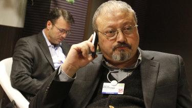 Saudi journalist Jamal Khashoggi was last seen entering the Saudi Consulate in Istanbul.