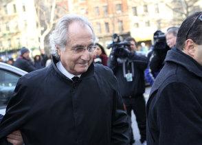 Bernard Madoff, who defrauded investors of more than $US19 billion  in history's biggest Ponzi scheme, is serving a 150-year prison sentence.