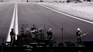 Decades before they rocked Brisbane in 2019, Irish rock band U2 couldn't have known what lay on the road ahead.
