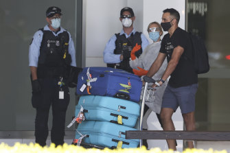 National cabinet will meet to discuss whether to tighten precautions on international arrivals.