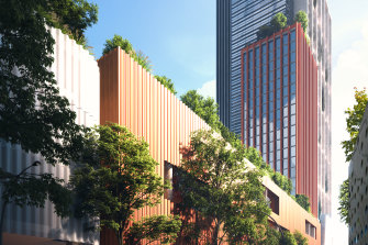 The concept plan for a 47-storey office tower above Westfield Parramatta, which will add thousands of square metres of new commercial space and support hundreds of construction jobs in Sydney's second CBD, has been given the green light by the NSW Government