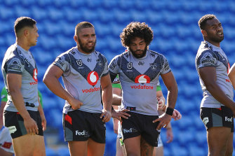 The Warriors are determined to remain a part of the 2020 NRL competition.