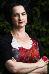 Ginger Gorman, author of <i>Troll Hunting</i>.
