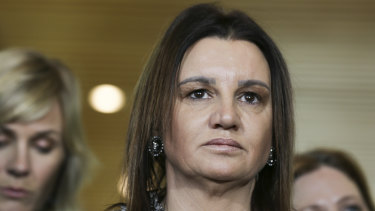 Jacqui Lambie says she will support drug testing the unemployed if government MPs subject themselves to the same test.