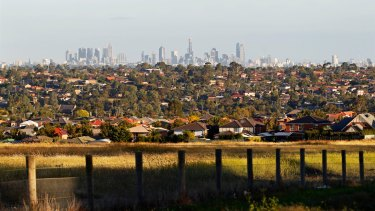 Melbourne's booming population and a decade-long rise in land values are making the numbers stack up for manufacturers like Boral who own land on what was previously the city's fringe.