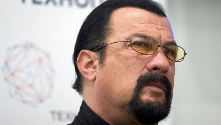 Steven Seagal and actor Anthony Anderson will also escape charges.
