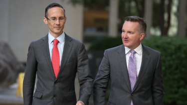 We can do better: Shadow Assistant Treasurer Andrew Leigh and Shadow Treasurer Chris Bowen.
