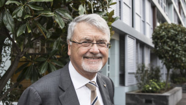 Professor Peter Shergold has been appointed to a committee to review NSW's population policy.