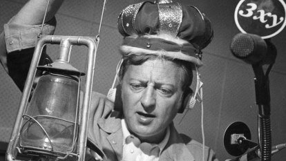 From the Archives, 1970: Comeback for Graham Kennedy - on radio