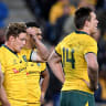 Wallabies sweat on Folau scans as Cheika explains what went wrong against All Blacks
