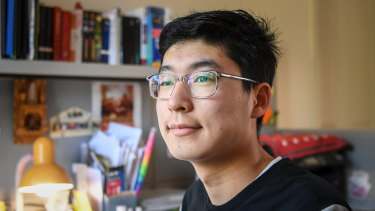 Eugene Wang graduated from Carey Baptist Grammar with an ATAR of 99.95 and wants to study medicine.