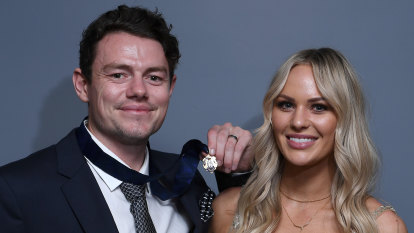 Brownlow winner Neale reflects on journey, now that his name won't be forgotten