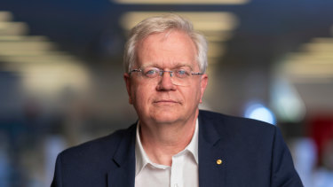 Australian National University Vice-Chancellor and President Brian Schmidt.
