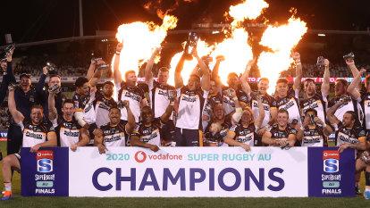 Brumbies crowned Super Rugby AU champions