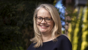 BHP chief people officer Athalie Williams says the mining giant has a responsibility to help rebrand the resources sector to attract more women.