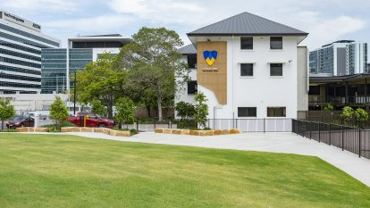 For the first time in 50 years, a new high school opens in inner-city Brisbane