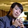 Superstar pianist's sunny disposition belies artistic struggle