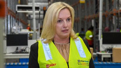 Australia Post boss lashed over 'lack of understanding' of Senate scrutiny