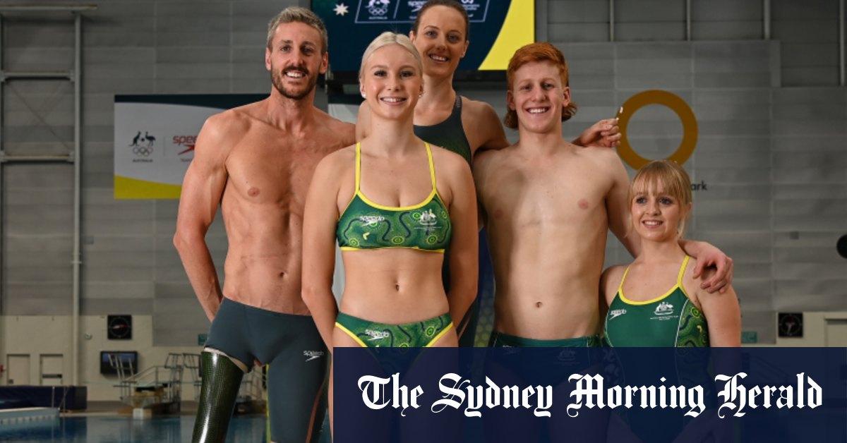 Tokyo Olympics 2021: Swimmers get Pfizer vaccine delay – Sydney Morning Herald