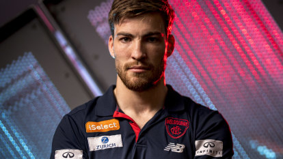Jack Viney on track for JLT but will miss practice match
