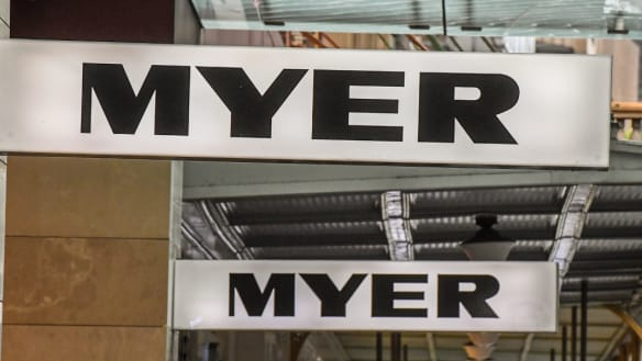 Gift cards declined on Boxing Day at Myer and Coles