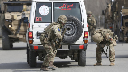 Closing our embassy in Kabul undermines our claims to care