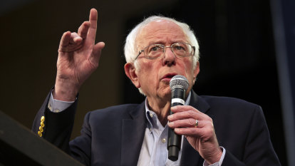 A vote for Bernie Sanders is just a vote for a different kind of cult