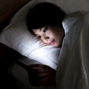 Check your phone in bed? It may have serious knock-on effects