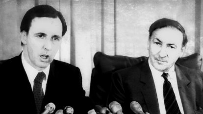 From the Archives, 1983: Little enthusiasm for Keating's currency changes