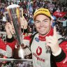Lowndes mania strikes at Bathurst ahead of the great race