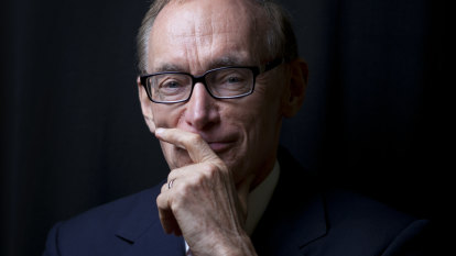 'I sure as hell want it': Bob Carr changes mind, supports assisted dying laws