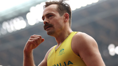 Why this Paralympic sprinter is prepared to give away his seven medals