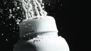 Johnson & Johnson have been accused of knowing asbestos was in their talcum powder.