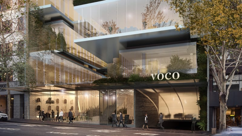 Central Auto Group >> Brady Group sign deal for upscale voco hotel