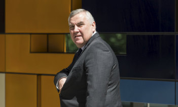 Funtastic chairman Bernie Brookes.