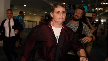 'Anxious' to be sentenced: Renae Lawrence.