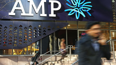 AMP has received a takeover bid from a US private equity firm.