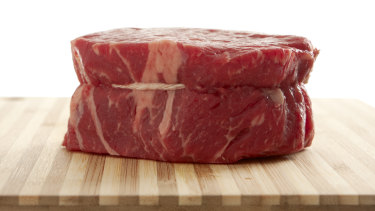 Planetary health requires eating less than 300 grams of meat a week, researchers say.