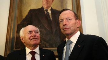 John Howard and Tony Abbott are on the Ramsay Centre board.