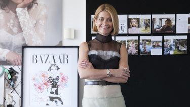 """Gutted"": Former Harper's BAZAAR Australia editor-in-chief Kellie Hush."