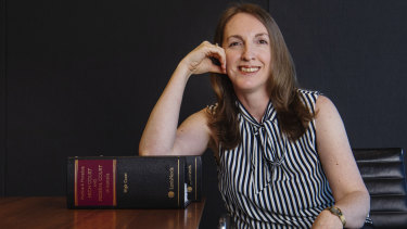 """""""It was very very hard to make a choice at that stage in year 10, I had diverse interests and wasn't sure where I'd end up,"""" Alison Beaumer said."""