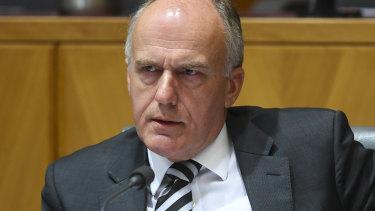 Senator Eric Abetz.