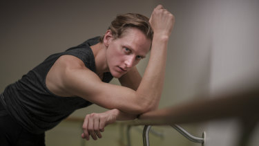 The Australian Ballet's new artistic director David Hallberg promised to bring contemporary energy to the company.
