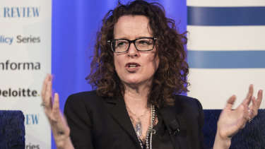 CBA has appointed Professor Genevieve Bell as a non-executive director.