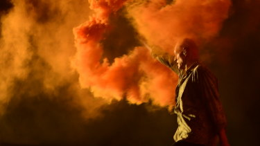 Midnight Oil will be playing in Canberra on May 27.