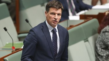 Energy and Emissions Reduction Minister Angus Taylor passed new regulations through Parliament to expand ARENA's investment mandate.